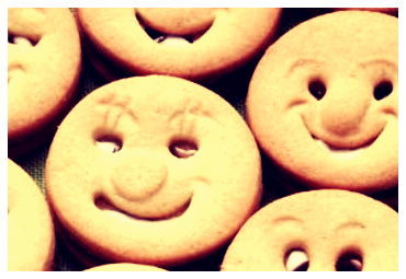 Happy Faces. Not that Happy...